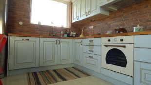 Κουζινα σε κλασικο υφος