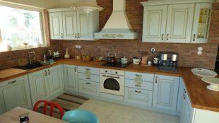 Επιπλα Κουζινας μασιφ ξυλο 1
