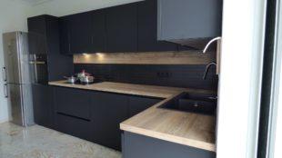 Επιπλα Κουζινας Fenix NTM® 1