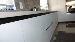 Επιπλα Κουζινας Βακελιτη με υφή τσιμέντου 4