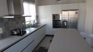 Επιπλα Κουζινας Βακελιτη με υφή τσιμέντου 5