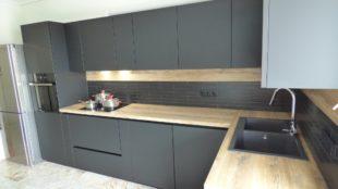 Επιπλα Κουζινας Fenix NTM® 22