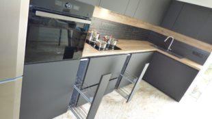 Επιπλα Κουζινας Fenix NTM® 25
