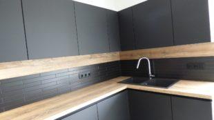 Επιπλα Κουζινας Fenix NTM® 31