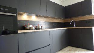Επιπλα Κουζινας Fenix NTM® 33