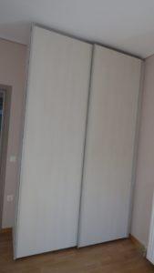 Ντουλαπα- Πορτα