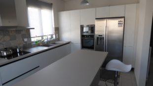 Επιπλα Κουζινας Βακελιτη με υφή τσιμέντου 1